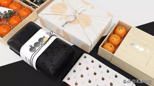水果包装设计中的轻奢与自然(图13)