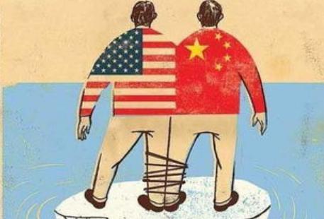 美国落空了,这9个月来,美国成了中国发展壮大的优秀陪练