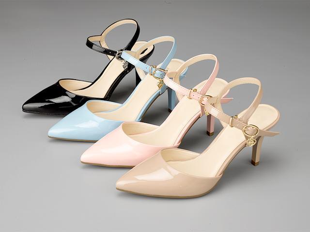 鞋子加工厂产品图