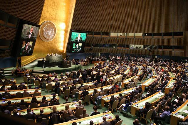 """对会议内容""""感到恶心""""?联合国大会上,美代表突兀发言引众怒-第1张"""