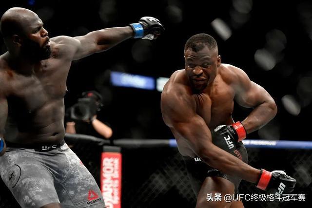 天神肉体:UFC的十大筋肉人-第20张