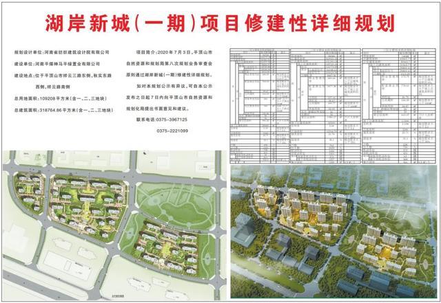 """新城区""""平绿""""地块新动向:这3宗地项目名、修建性详规确定插图1"""