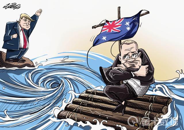 """近290亿收入或泡汤!澳大利亚态度突变,""""点赞""""中国脱贫工作"""