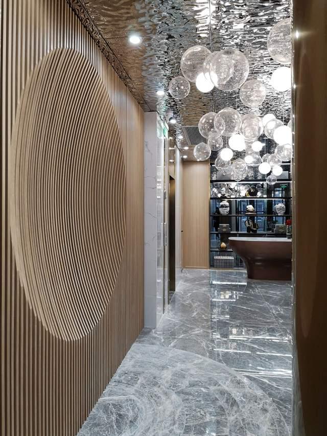 CC橙家设计案例:上海延安东路9号外滩会所项目
