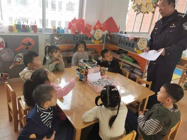 法治安全入我心——海安市城东镇立发幼儿园