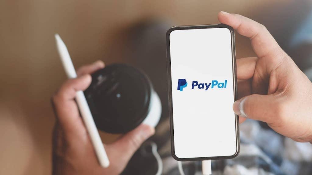 独立站paypal付款