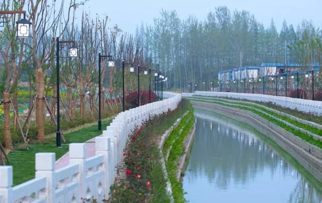 淮安区这条河的变化:生活变好,房子也增值了!