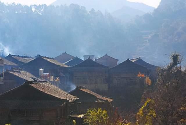 广南壮族民居——典型的干栏式建筑