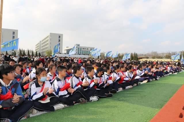 淮安楚州實驗中學:家校心連心攜手育棟梁