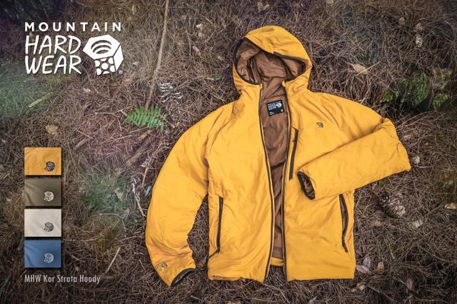 专业户外品牌Mountain Hardwear山浩外套测评,一款要比始祖鸟Atom便宜的棉服
