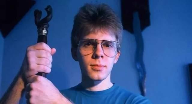 什么是天才 做游戏造火箭搞VR 约翰卡马克的彪悍人生