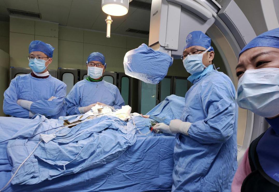绵阳市中心医院成功运用左束支生理性起搏技术