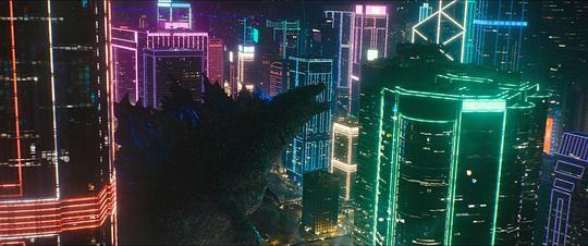 《哥斯拉大战金刚电影》大电影距离上一部《怪兽之王》,上映还不