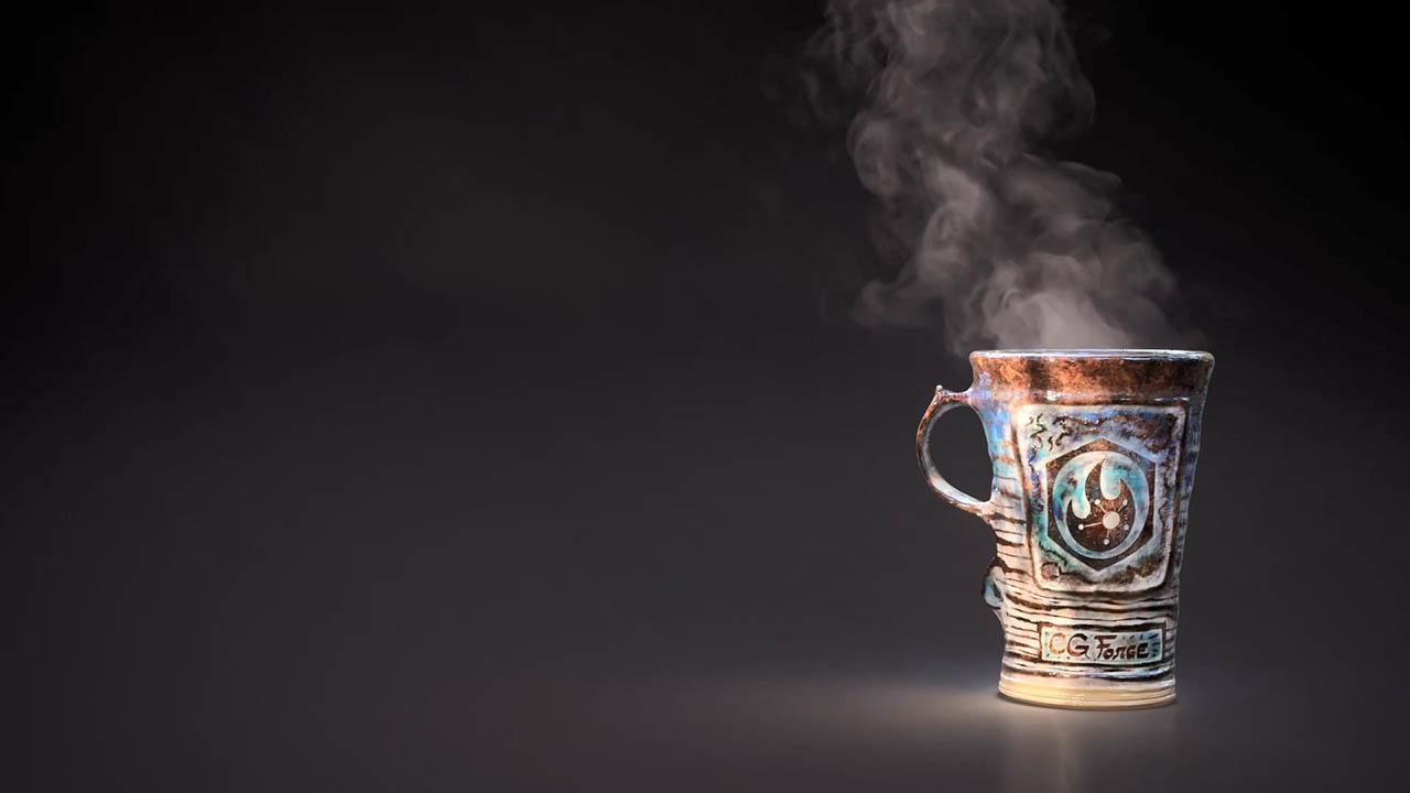 Houdini Pyro蒸汽烟雾特效教程 Cgforge Pyro 1 – Smoke And Steam