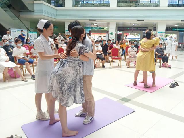 广西医科大一附院母乳喂养周活动