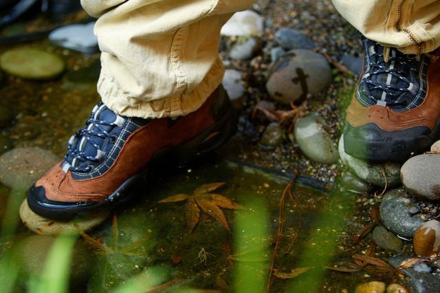 下雨也不怕,这几个国际品牌的防水徒步鞋是真好看