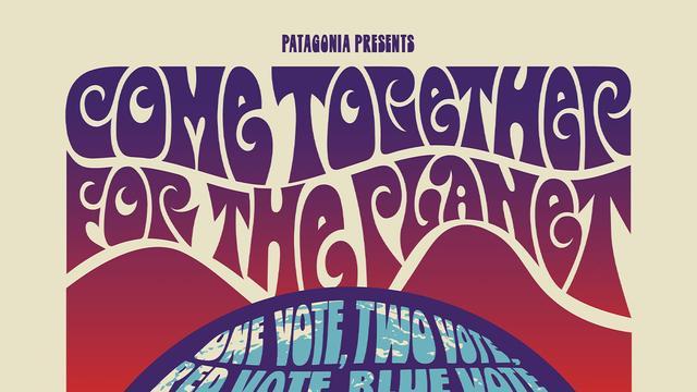 高端户外品牌Patagonia推出新系列,美国选总统也有份