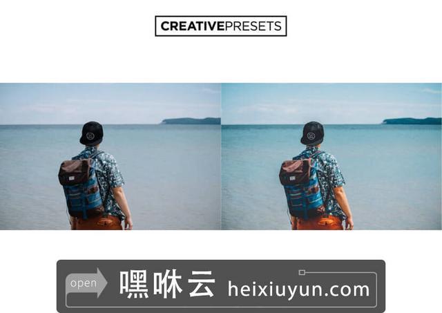 嘿咻云-高端旅行摄影照片LR调色预设素材 Travel Lightroom Presets Collection