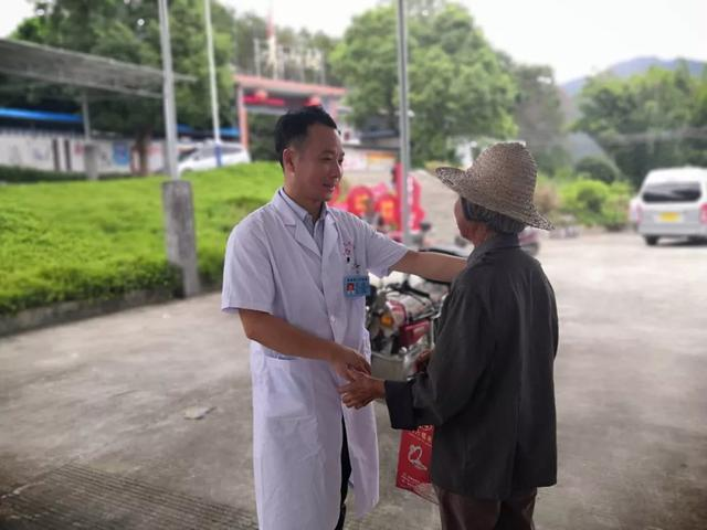 珠医「组团式」帮扶团队韶关翁源开展义诊活动