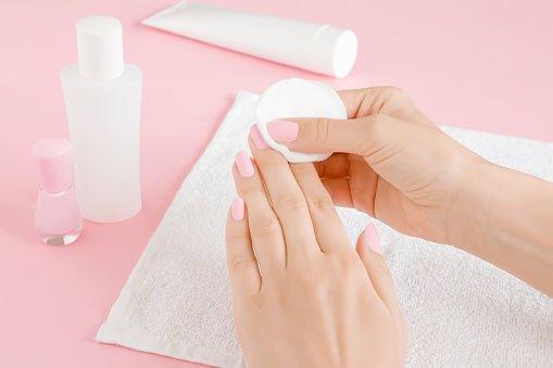 正确不伤甲卸指甲油方法|好用洗甲水推介|没有卸甲水也可以卸甲
