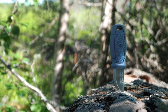 瑞典Mora莫拉短刀,不只户外也适合日常使用