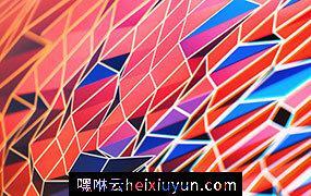 [19-10-16] – Override.彩色覆盖C4D动画工程文件分享
