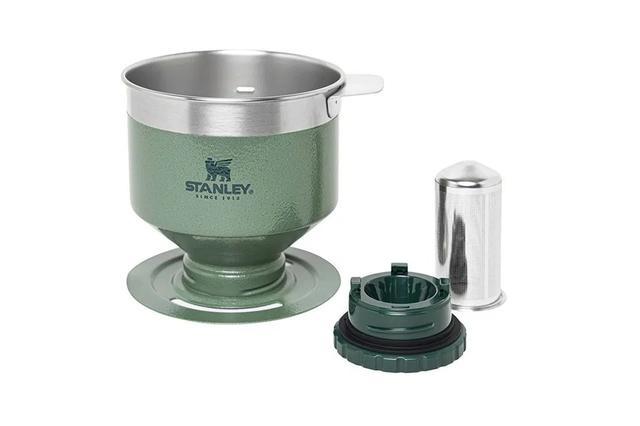 适合热爱野营又注重环保的你,STANLEY(史丹利)推出免滤纸咖啡滤杯
