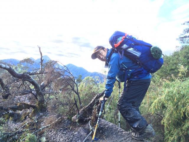 不为国人熟知的背包品牌,Lowe Alpine登山包实测体验