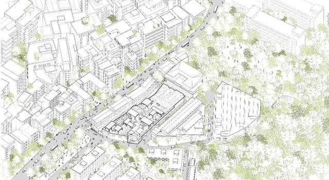 这个魔幻超现实的图像之城刷新你对城中村的想象插图(1)