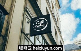 完整的咖啡店VI形象素材打包下载Coffee Full Corporate Identity 2434737