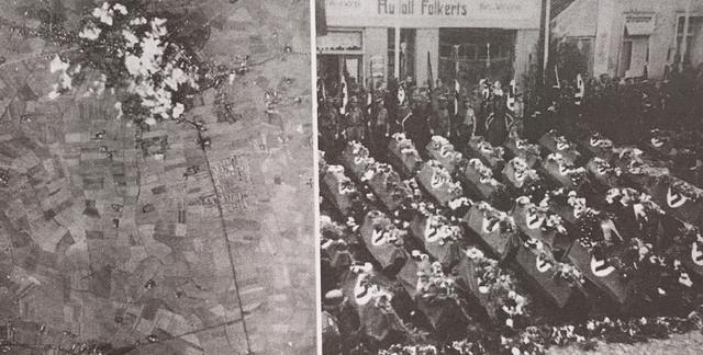 纳粹说是误炸,美军表示沉默,42年后的解密档案才道出了真相