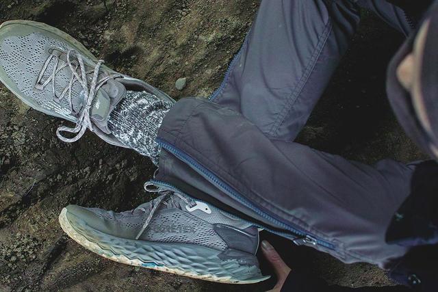 烂大街的新百伦New Balance,全新升级第五代越野跑鞋