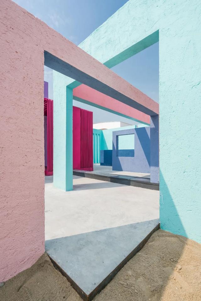 这个魔幻超现实的图像之城刷新你对城中村的想象插图(10)