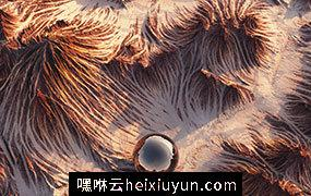 [11-05-16] – Zecast Mountain.沙漠旋涡流沙C4D动画工程文件分享