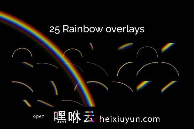 嘿咻云-317种天空叠加图片设计素材317_Sky_Overlays_BUNDLE_1956232