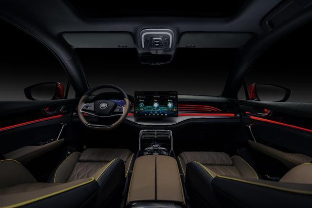 中国旗舰SUV再进阶 2021款唐预售发布