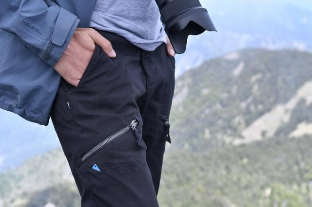 看测评买好货,攀山鼠klattermusen耐磨登山长裤体验
