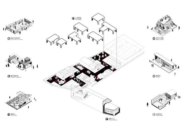 这个魔幻超现实的图像之城刷新你对城中村的想象插图(2)