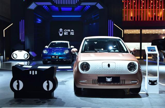 欧拉黑猫配置升级再出发 看欧拉品牌如何驶入快车道