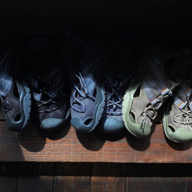 New Balance全新限定款CRV-COVE户外凉鞋,只有韩国有卖