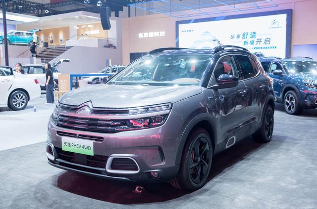 纯电概念车领衔2020北京车展,东风雪铁龙开启电动化新征程