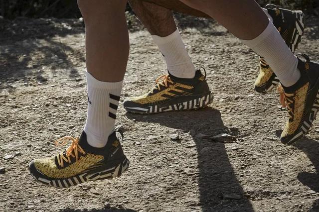 跑再远、走再久都不怕,adidas阿迪达斯越野跑鞋系列再推新作