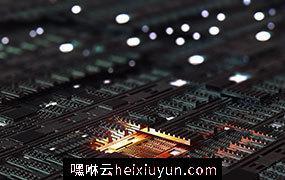 [03-12-16] – Reverie硬件主板C4D动画工程文件分享