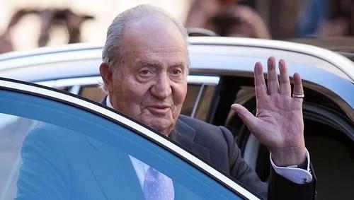西班牙前国王宣布离开西班牙 曾被曝光涉贪腐案件