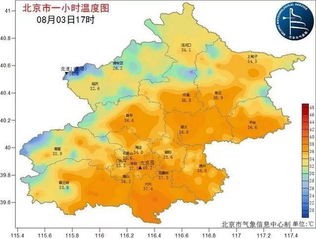 北京地区最高气温破纪录,正值酷暑,是否还要继续戴口罩?