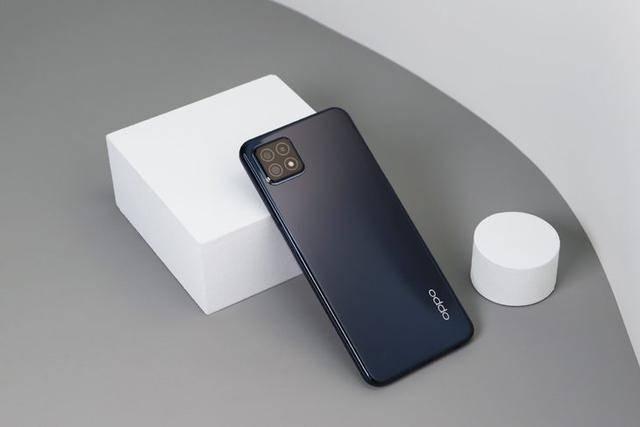 OPPO新机今日开售:90Hz屏幕+天玑720,是OPPO最便宜的5G手机