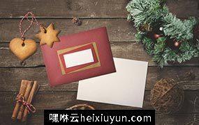 圣诞节主题超级样机&场景模板合集 Christmas Mockup Creator #1124333