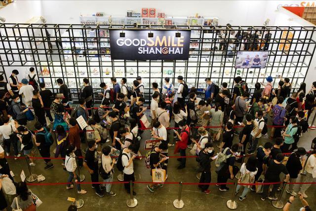 WF2020上海-GoodSmile展台精彩回顾,1比1等身赵灵儿惊艳全场 业界信息 第25张