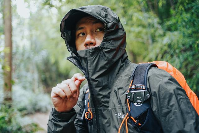 英国户外品牌推荐,我喜欢的Rab轻量防水冲锋衣外套评测报告