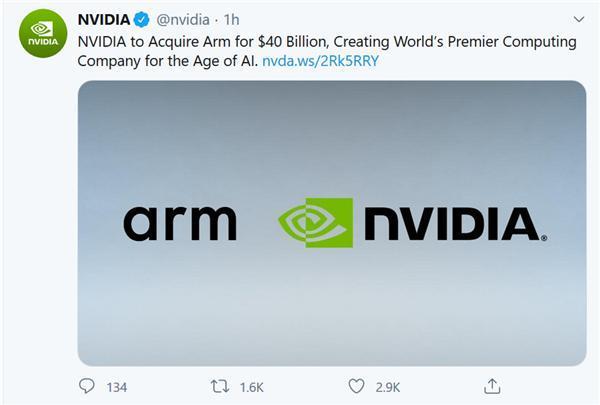 """英伟达斥巨资""""聘礼""""收购ARM,半导体行业将变天?"""